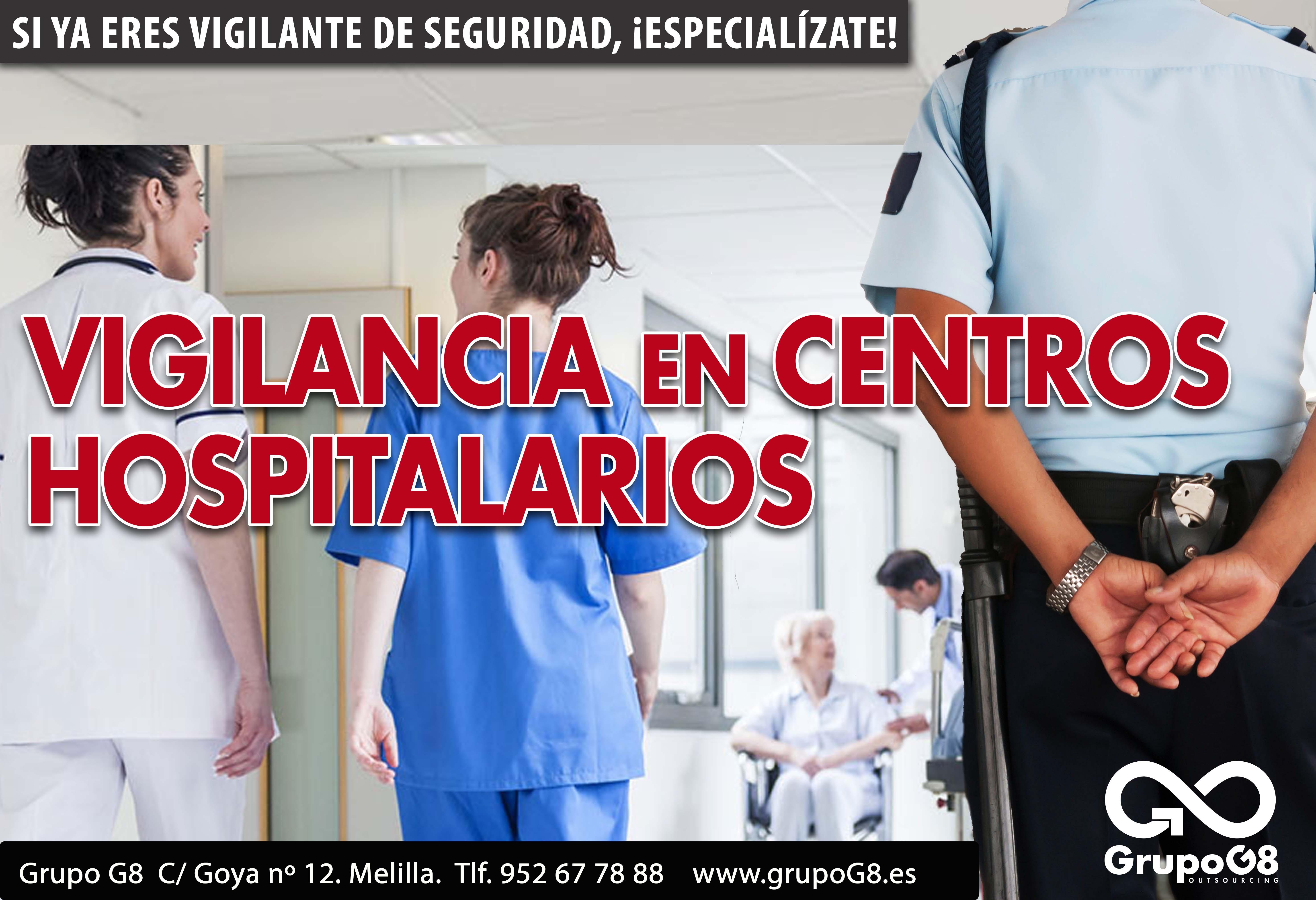 FEVS Servicio de Vigilancia en Centros Hospitalarios